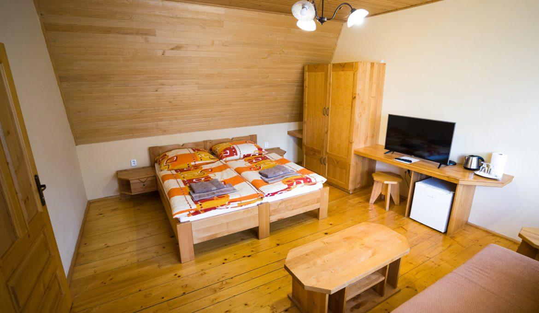 Izba Standard / 1 manželská posteľ