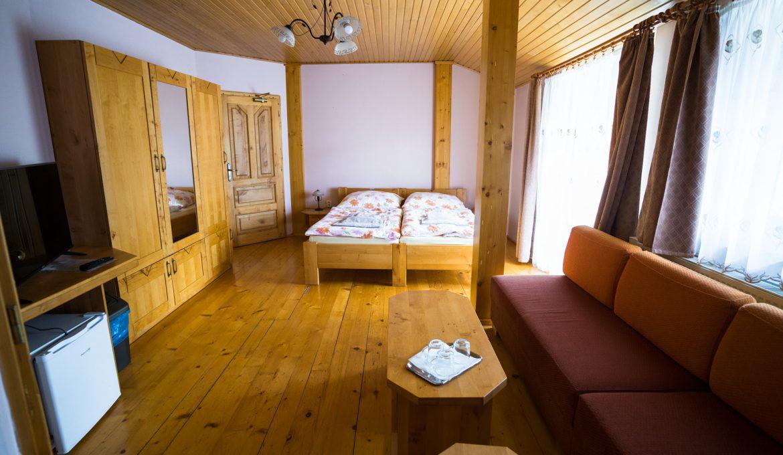 Apartmán s 2 spálňami