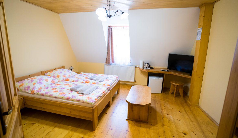 Rodinná izba / 2 manželské postele